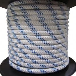 Cuerda Poliéster-Nylon Trenzado. Bobina 100 mtrs