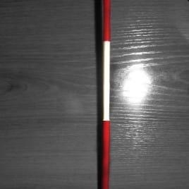 Varillas Fibra De Vidrio 1800 mm (pack 2 Unidades)