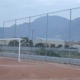 Protección Deportiva M100 3,5 mm Negra