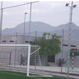 Protección Deportiva M100 4,5 mm Blanca