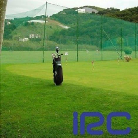 Protección Deportiva Campos de Golf M25 Verde