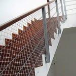 Redes Protección Escaleras