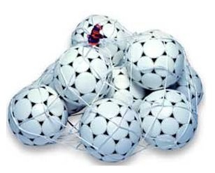 Portabalones. 10 Balones