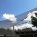 Redes para cultivos y campos de vuelo