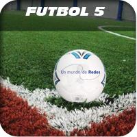 redes porterias futbol 5
