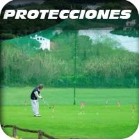 redes protecciones pistas deportivas