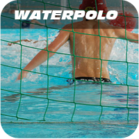 red para waterpolo