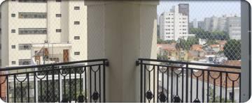 redes para portección de balcones