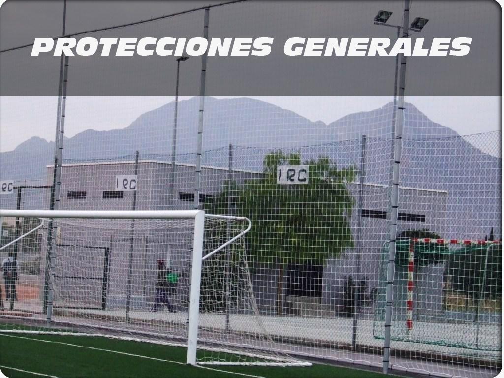acceso a protecciones generales