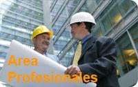 area profesionales